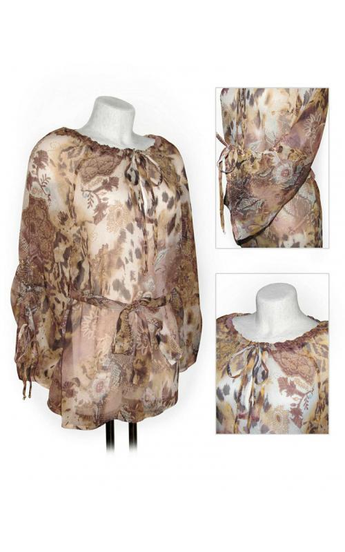 Платье туника выкройка 9