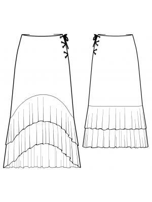 Выкройка брюк для девочки-подростка фото 119